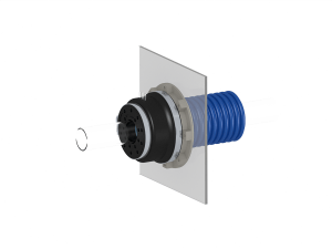 TCI with Fill Ports 3d model 2